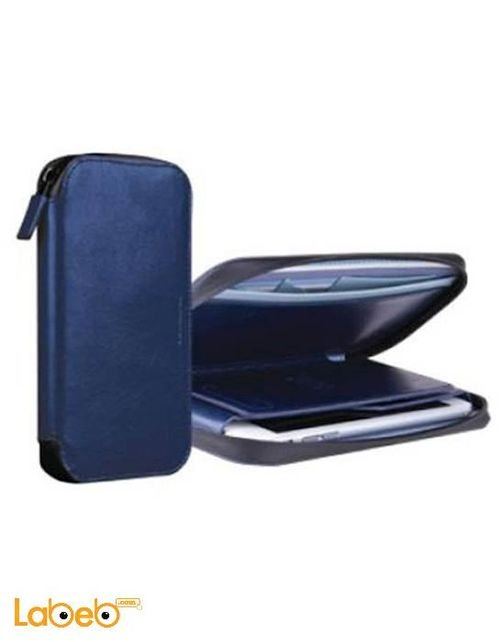 Viva madrid mobile & pocket wallet Blue color VIVA-RBTOWP-BLU55
