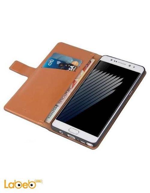 Viva madrid Galaxy S7 coverDark Blue color VIVA-GN7FC-FINBLU
