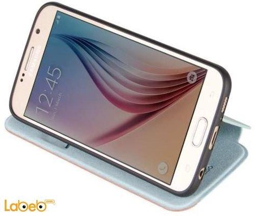 Viva madrid Galaxy S6 cover Blue color VIVA-SGS6SBS-LUCBU