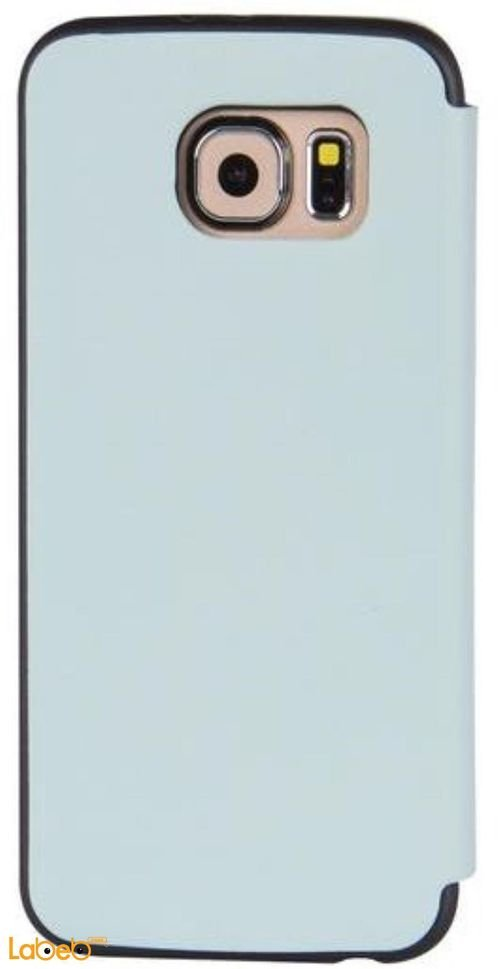 Viva madrid Galaxy S6 cover back Blue color VIVA-SGS6SBS-LUCBU