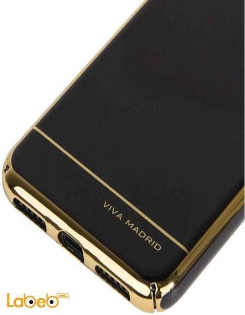 Viva madrid iPhone 7 plus case Black & Gold VIVA-IP7PBC-ESBHRL model