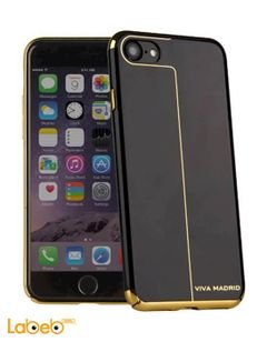 Viva madrid iPhone 7 case - Black & Gold - VIVA-IP7BC-ESBHRL