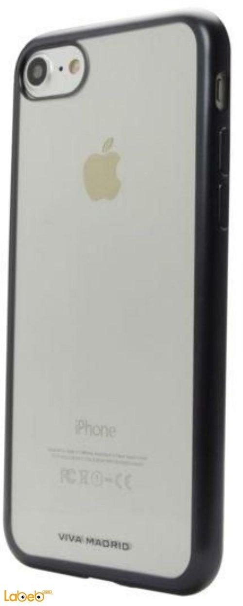 Viva madrid case back for iPhone 7 smartphone Black olive color
