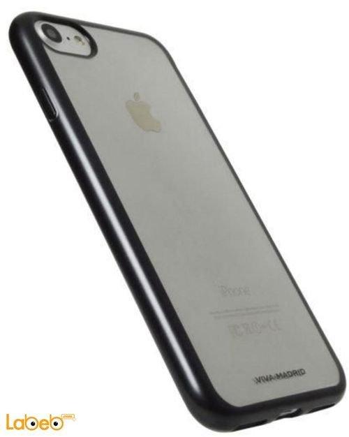 Viva madrid case side for iPhone 7 smartphone Black olive color