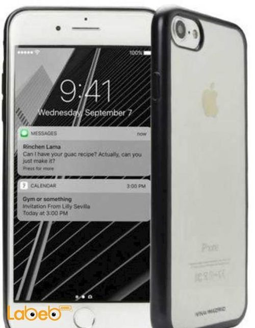 Viva madrid case for iPhone 7 smartphone Black olive color