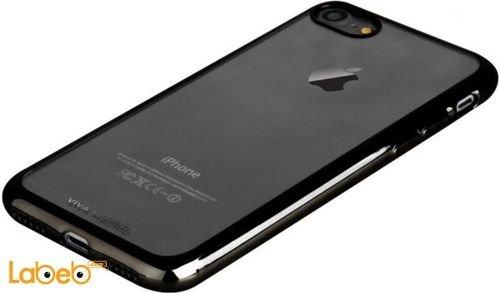 Viva madrid case for iPhone 7 plus Dark black