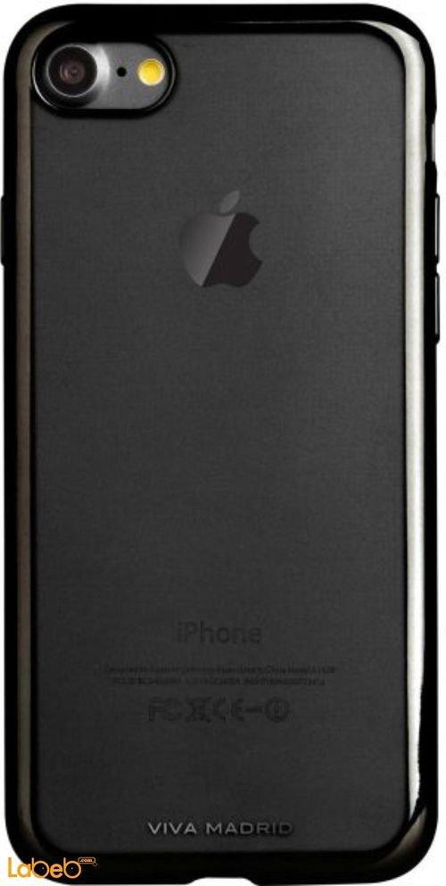 Viva madrid case back for iPhone 7 plus smartphone Dark black