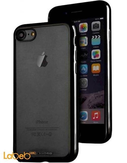 Viva madrid case for iPhone 7 plus smartphone Dark black