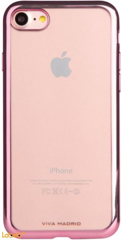 Viva madrid case suitable for iPhone 7 smartphone Pink color