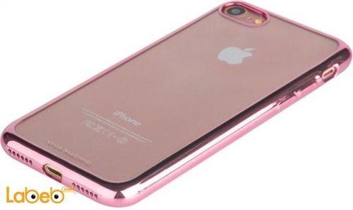 Viva madrid case back for iPhone 7 smartphone Pink color