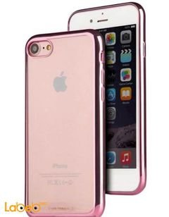 Viva madrid case - for iPhone 7 smartphone - Pink color