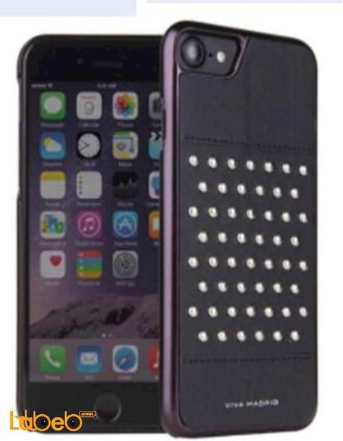 Viva madrid mbile case for iPhone 7 Black color