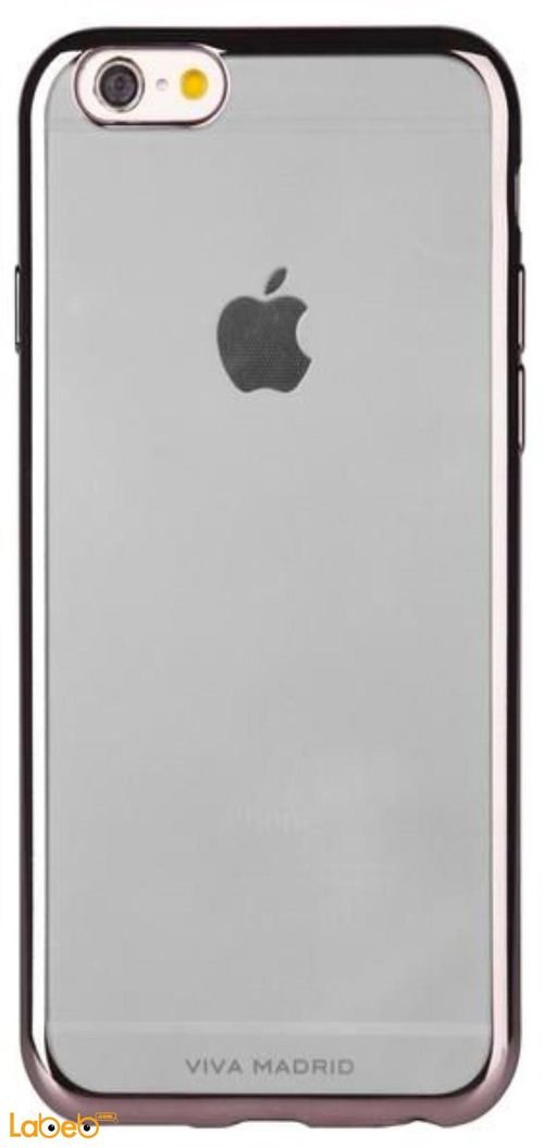 Viva madrid case for iphone 6S plus/6 plus Transparent color