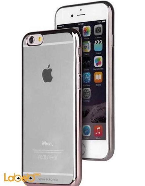 Viva madrid case for iphone 6S plus/6 plus Transparent