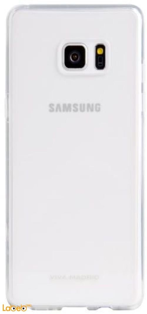 Viva madrid case back for Samsung galaxy note 7 transparent