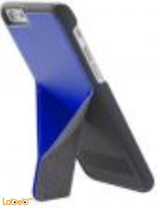 غطاء خلفي فيفا مدريد مناسب لايفون 6 بلس لون ازرق يستخدم كحامل