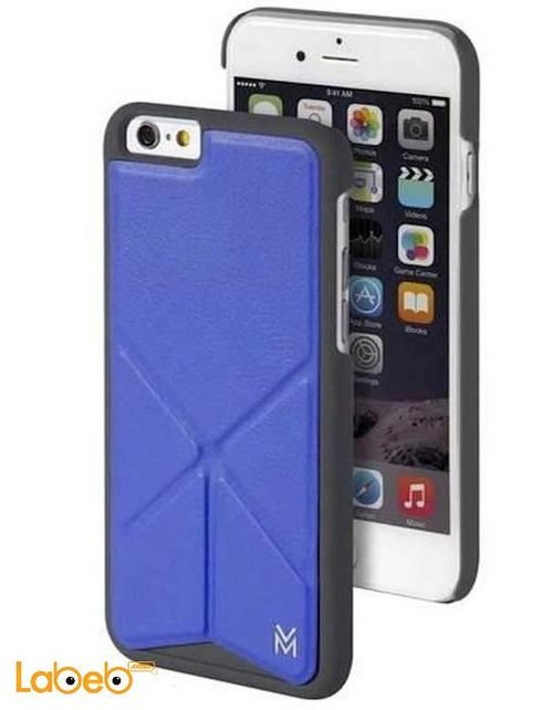 Viva madrid case for iPhone 6 plus smartphone Blue color