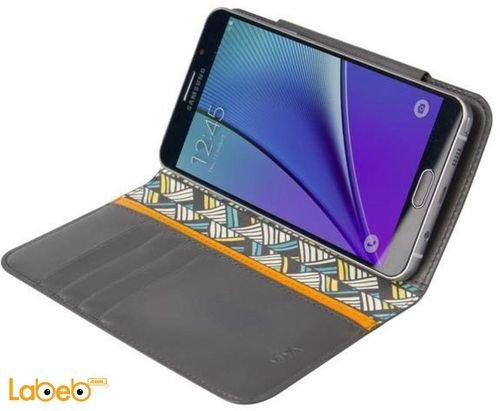 Viva madris cover suitable for 5.5inch screen cards & Sim input Grey