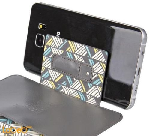 Viva madris cover for 5.5inch screen cards & Sim input Grey color
