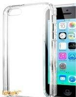 غطاء خلفي SPIGEN متوافق مع الايفون 5C لون شفاف