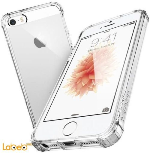 Spigen case for iPhone 5/5S transparent color