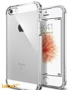 Spigen case - Suitable for iPhone 5/5S - transparent color