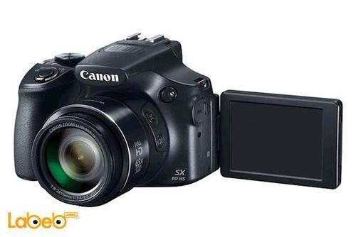 كاميرا كانون رقمية x65 زوم PowerShot SX60 HS