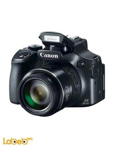 Canon Digital Camera - 65x Ultrazoom - PowerShot SX60 HS model