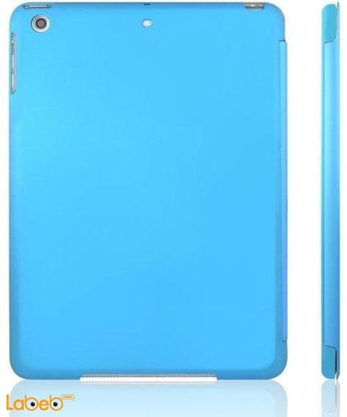 Viva madrid Smart Cover back for iPad Air with stand Blue