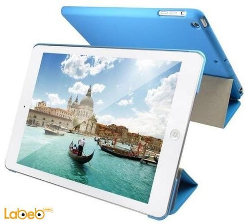Viva madrid Smart Cover for iPad Air with stand Blue color