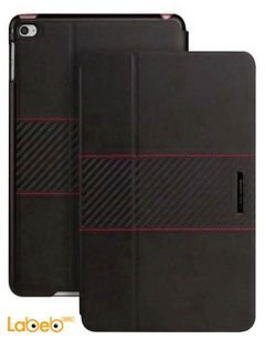 Viva madrid grafito faja case - iPad AIR 2 - Black with red lines