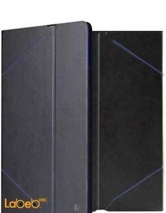 غطاء ذكي فيفا مدريد - لايباد اير 2 - 9.7 انش - اسود مخطط بالازرق