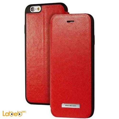 Viva madrid cover for iPhone 6/6S smartphone Red color