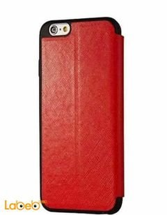 Viva madrid cover - for iPhone 6/6S smartphone - Red color