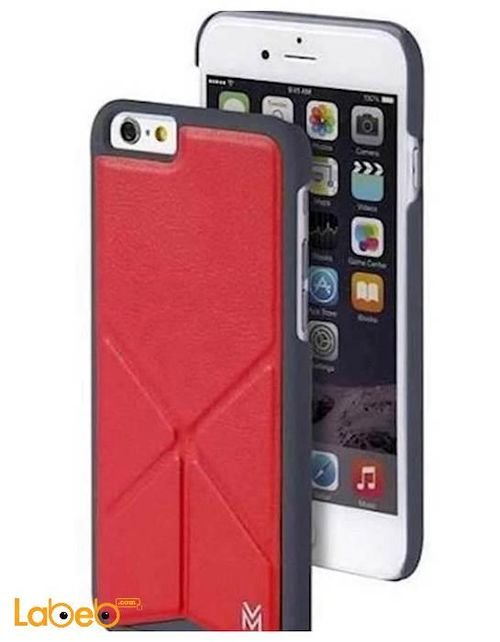 Viva madrid case For iPhone 6 smartphone Red color with holder