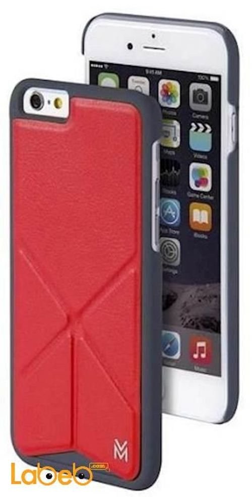 Viva madrid case For iPhone 6/6S smartphone with holder Red color