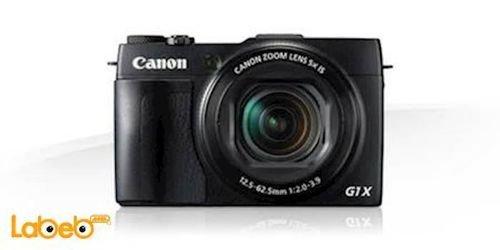 آلة تصوير كانون رقمية 12.8 ميجابكسل موديل PowerShot G1 X Mark II