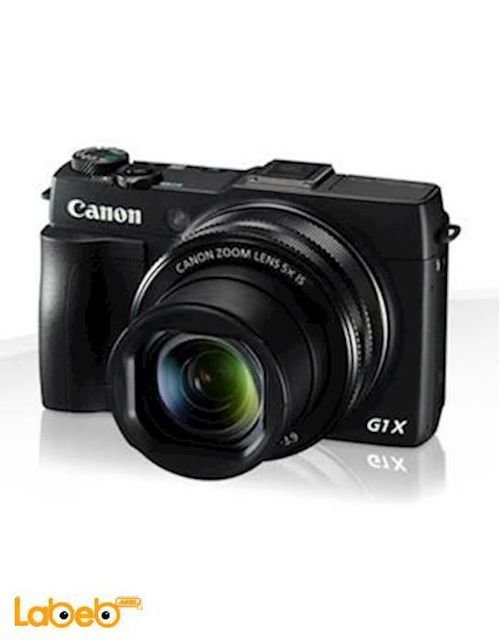 كاميرا كانون 12.8 ميجابكسل موديل PowerShot G1 X Mark II