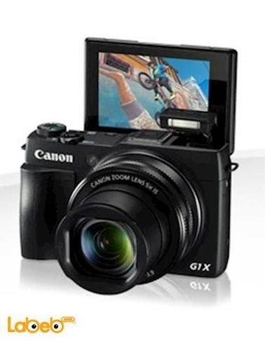Canon Digital Camera - 12.8 Mp - PowerShot G1 X Mark II model