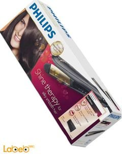 Philips straightener - 210C - Black color - HP8316/03 model