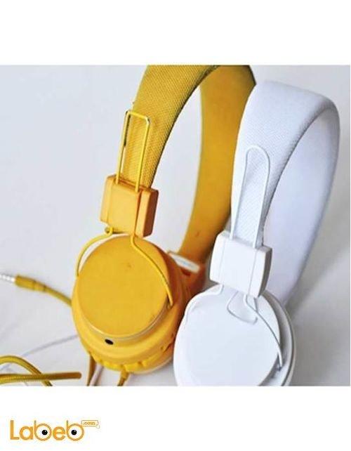 سماعة راس سلكية لون أصفر SilverCrest