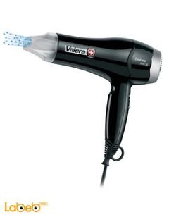 Valera hairdryer with ions generator - 2000W - Black - 561.08/L
