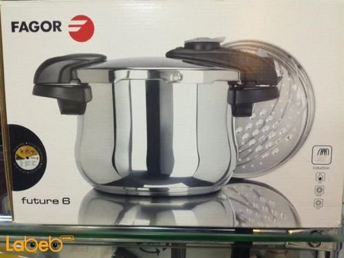 Fagor Pressure cooker 6L Stainless Steel Future 6