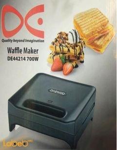 شواية الخبز والوافل دايو - 700 واط - لوحات غير لاصقة - DE44214