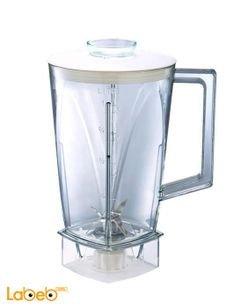 Topulai Blender Jar - 1L - Transparent - BA-01 Model