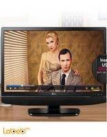 شاشة جهاز حاسوب ال جي اتش دي - 24 انش أسود موديل 24MT48AM