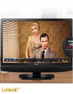 LG Computer Screen - HD - 24 inch - Black - 24MT48A Mmodel