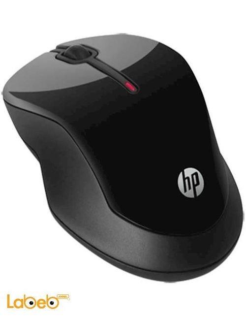 فأرة لاسلكية إتش بي لون أسود موديل X3500