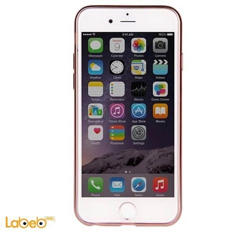 Viva madrid Metalico flex case for iPhone 6/6S Rose gold color