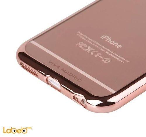 Viva madrid Metalico flex case suitable for iPhone 6/6S Rose gold